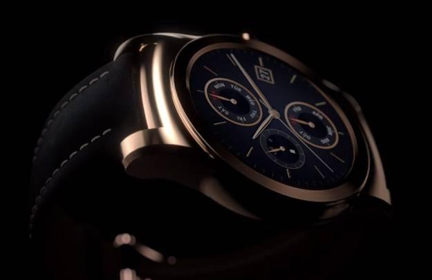 LG Watch Urbane Video