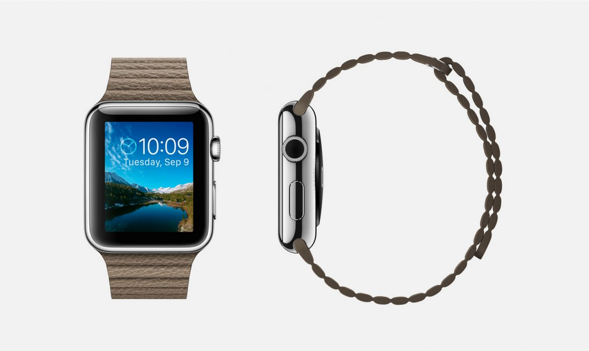 light-brown-leather-316l-stainless-steel-apple-watch-42mm-case-only-with-light-brown-leather-loop-band-magnetic-closure-and-ceramic-back
