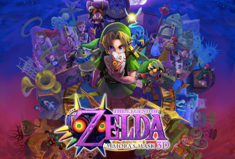 The Legend of Zelda Majora's Mask 3D Review