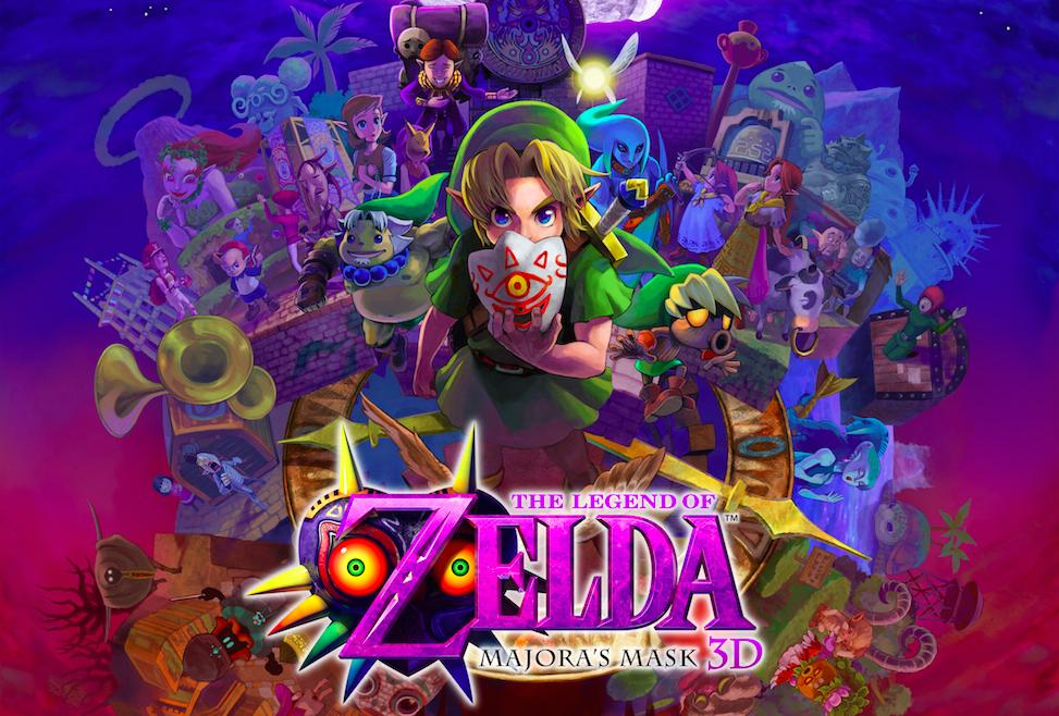 The Legend of Zelda Majora's Mask 3D Review