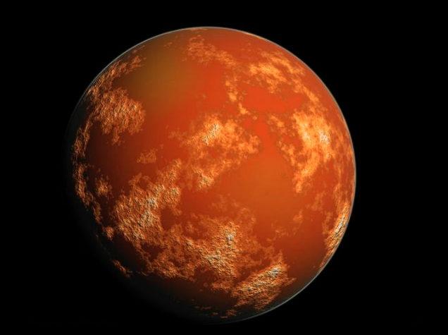 NASA Laser Propulsion System Mars