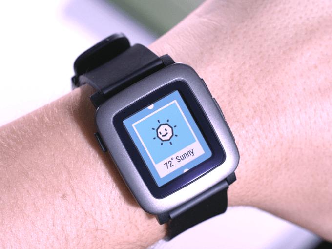 Pebble Time Kickstarter Funding Record