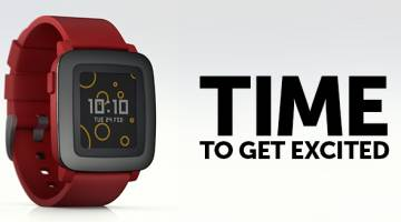 Pebble Time vs. Apple Watch