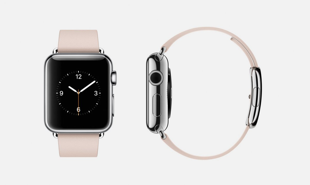 pink-leather-316l-stainless-steel-apple-watch-38mm-case-only-with-soft-pink-leather-modern-buckle-band-stainless-steel-buckle-and-ceramic-back