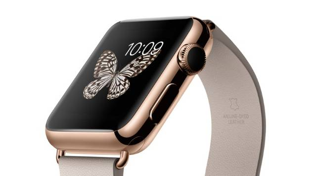 18k Gold Apple Watch Edition Price