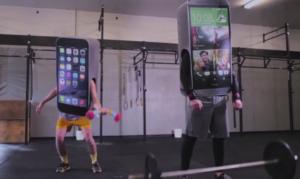HTC Vs. Samsung Vs. Apple Rap Video