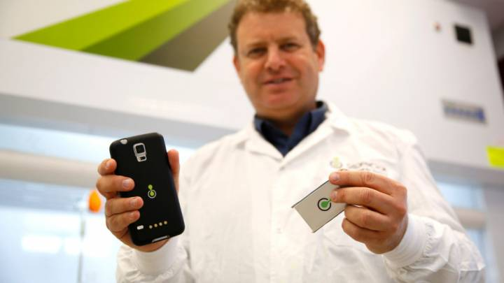 iPhone and Android Batteries: StoreDot