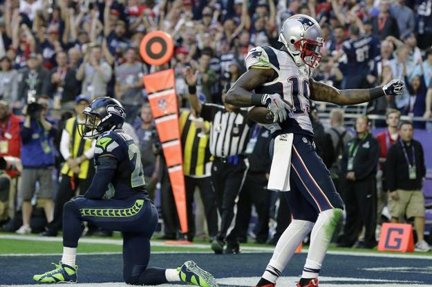 Super Bowl XLIX Fight