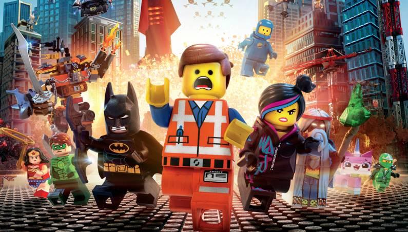 Making Of LEGO Movie