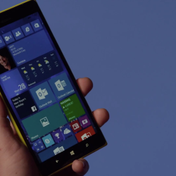 Microsoft Windows Phone Hover Gestures