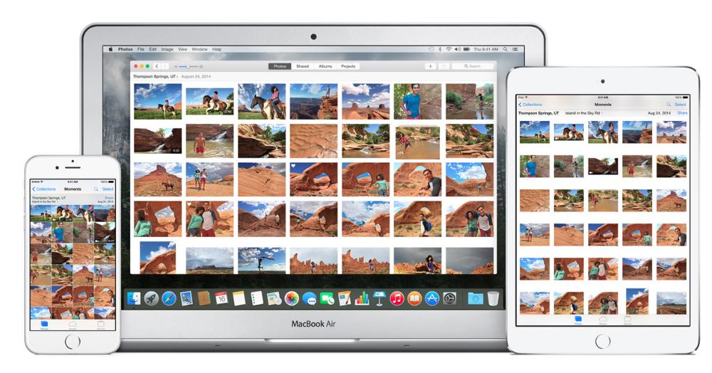 Yosemite 10.10.3 Update: Photos for Mac