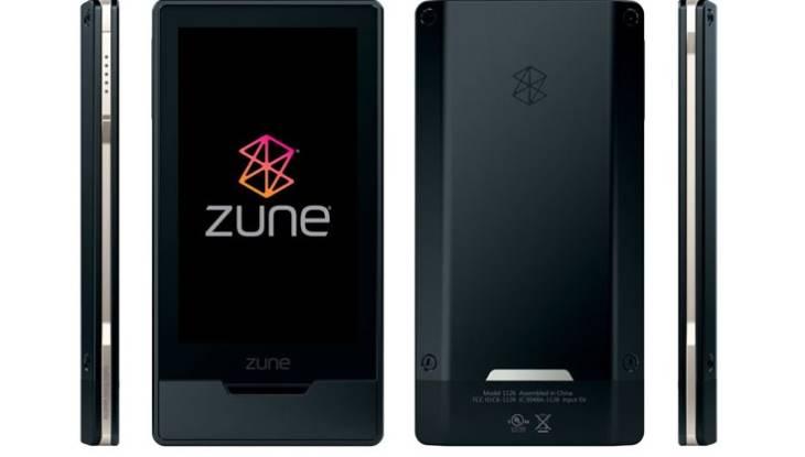 Zune Vs. iPod Comparison