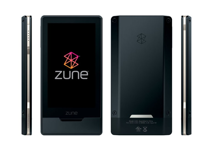 Zune Vs. iPod Comparison