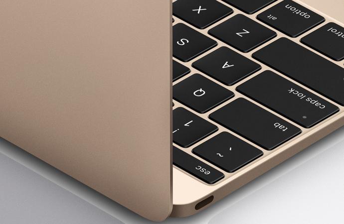 Early 2016 Retina MacBook