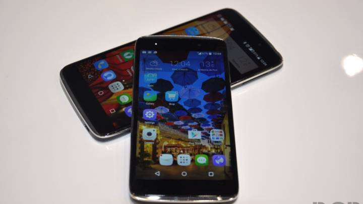 Alcatel OneTouch Idol 3 Hands-on