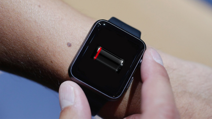 Apple Watch Battery Power Reserve