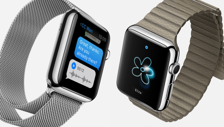 Apple Watch loop