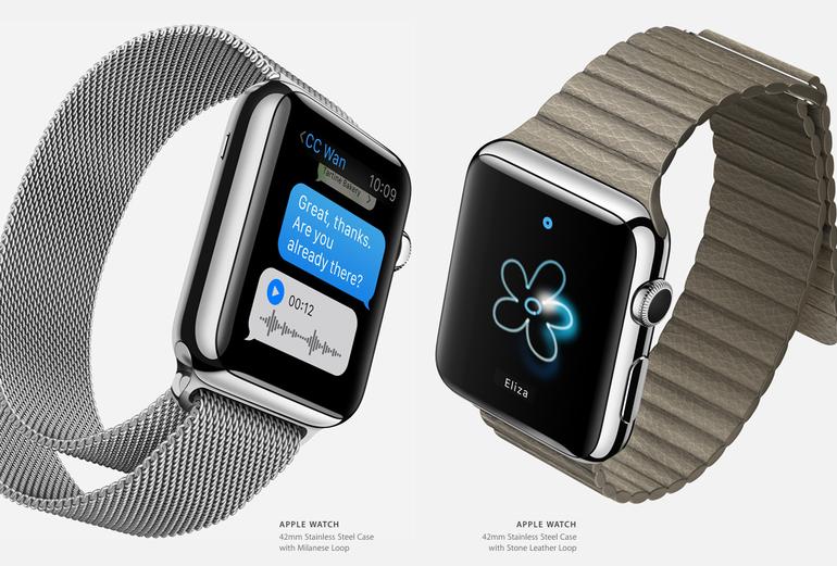 Apple Watch New Versions