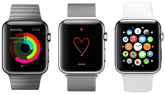 Apple Watch Preorder Try-on Reservation