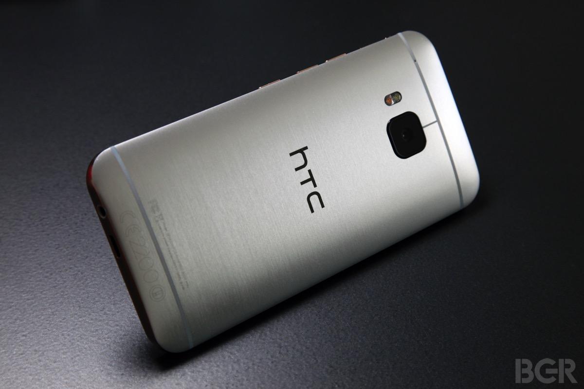HTC One M9 Sales Revenue