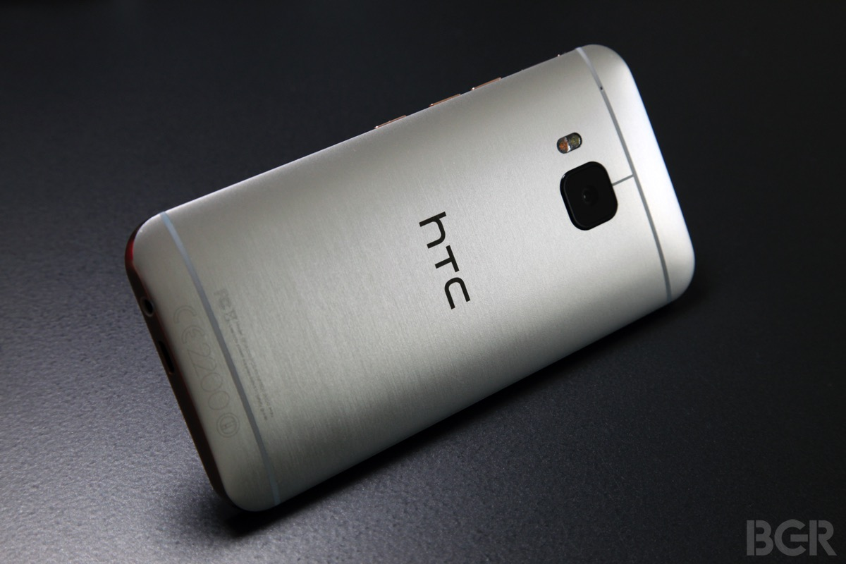 HTC One M9 Sales Revenue