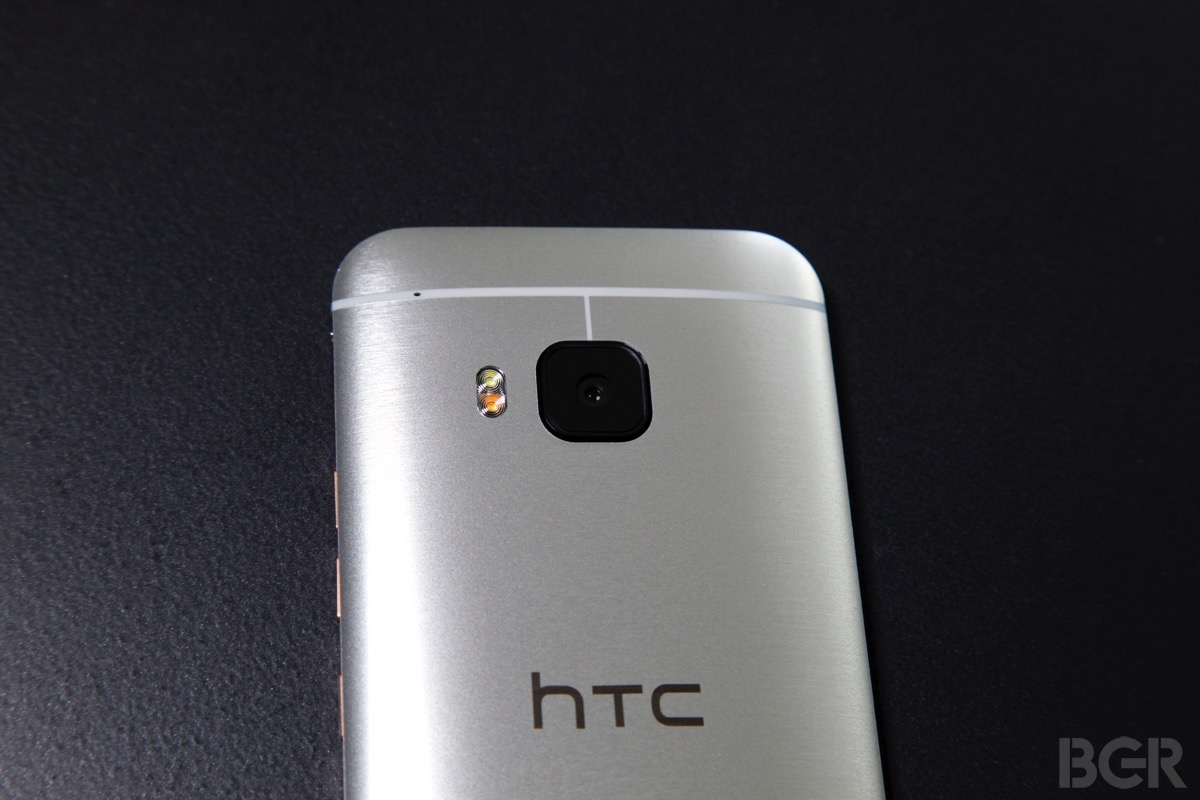 HTC One M10: Camera quality will be much improved, says ...