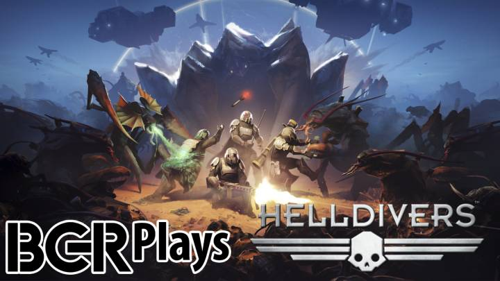 Helldivers Gameplay Video