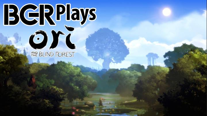 Ori and the Blind Forest Gameplay Video