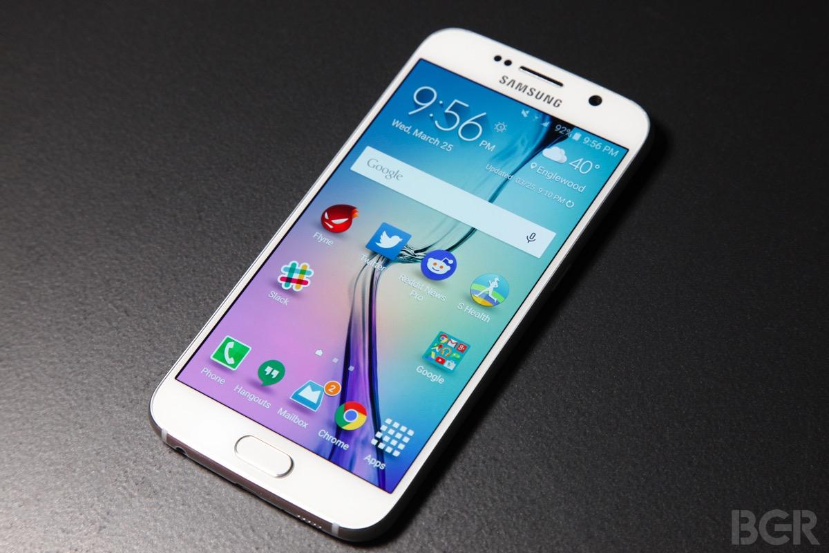 Galaxy S7 Photos