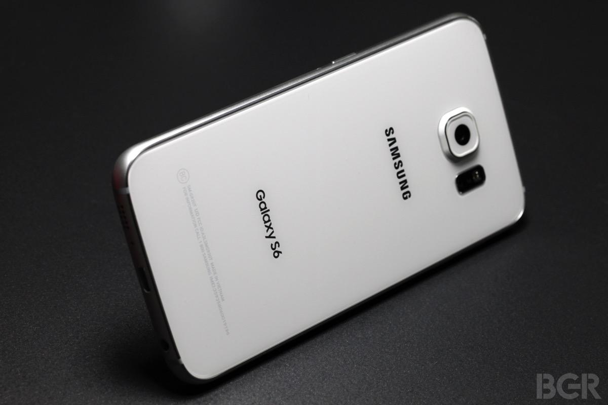 Samsung Branding Fail