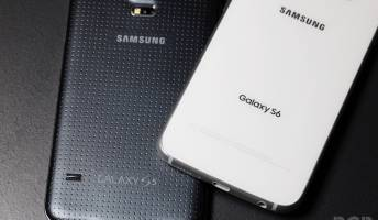 Galaxy S6 vs. Galaxy S5: iPhone 6