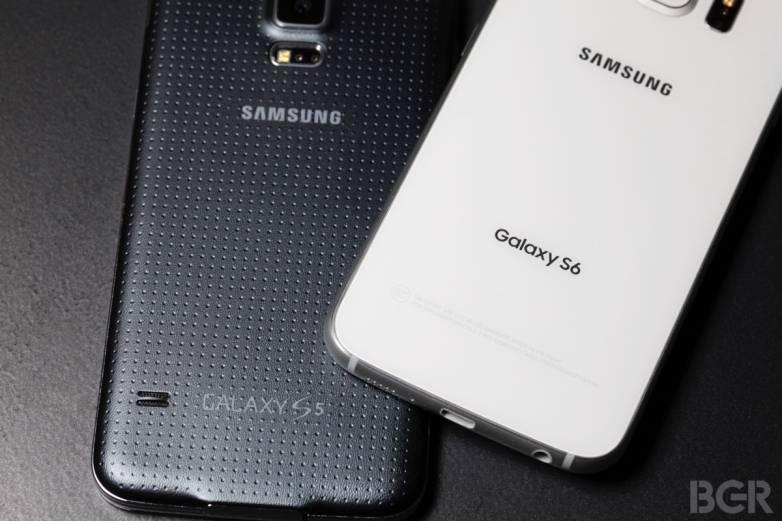 Galaxy S6 edge vs. Galaxy S6 Sales