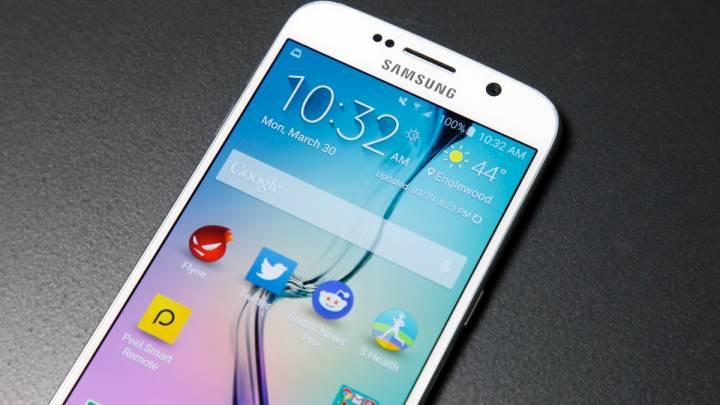 Galaxy S6 Vs. iPhone 6 Durability Test Video