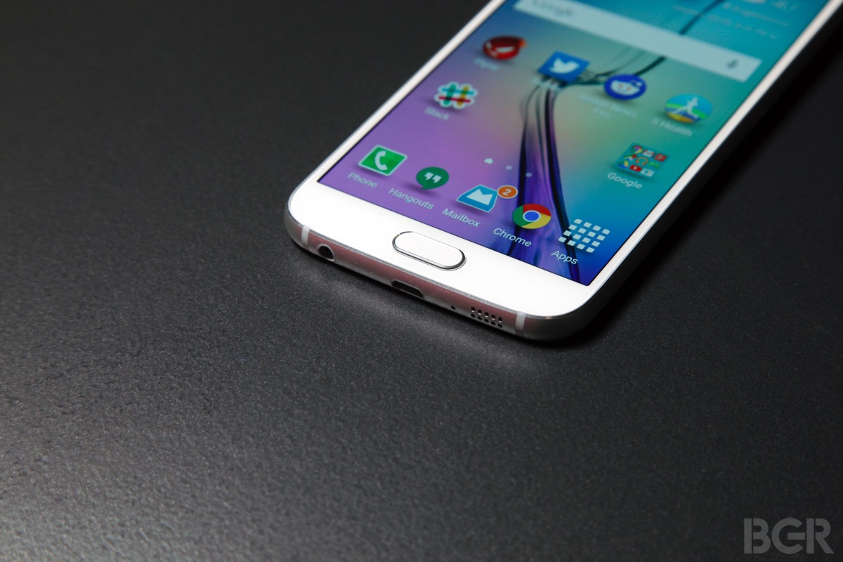 Galaxy S6 Vs. iPhone 6 Sales