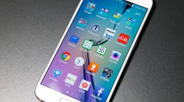 Galaxy S6 Active Display Specs