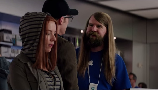 Apple Product Placement Movies 2014