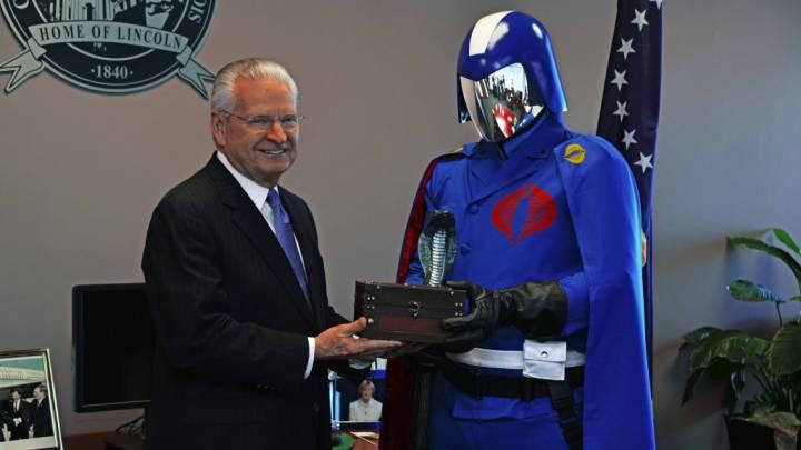 Cobra Commander Springfield Illinois