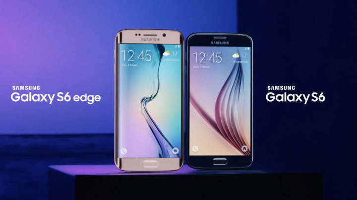 Samsung Galaxy S6 Galaxy S6 Edge Video