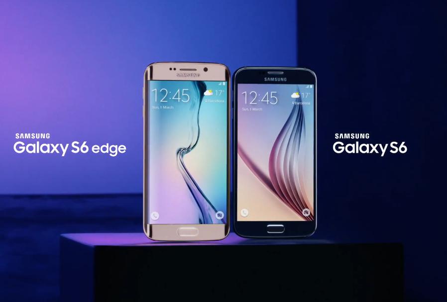 Galaxy S6 Edge Vs iPhone 6