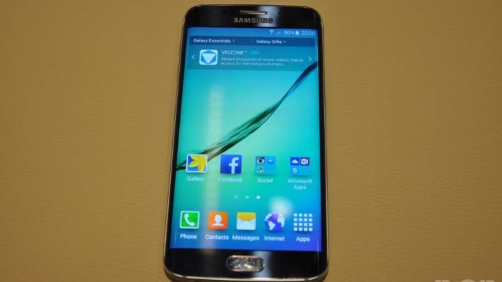 Galaxy S6 Retail Packaging