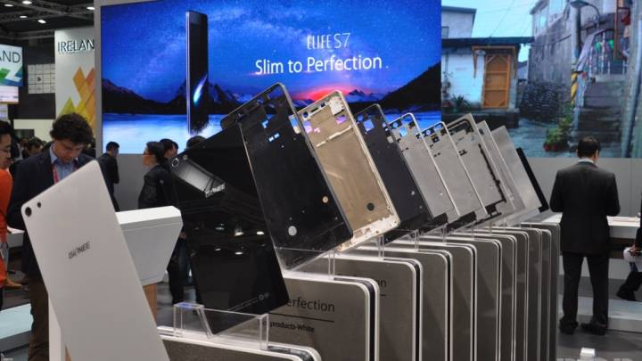 Gionee Elife S7 Hands-on