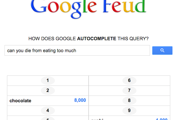 Google Search Easter Eggs