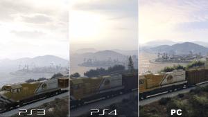GTA 5 PC Graphics Comparison