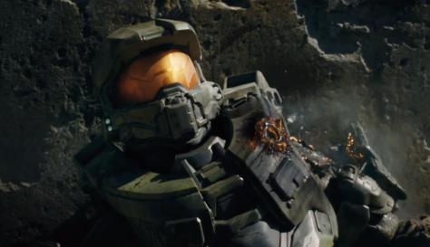 Conan Halo 5 Gameplay Video