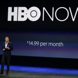 HBO Now iPhone iPad Revenue