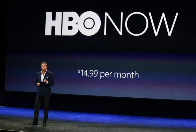 HBO Now iPhone iPad Revenue