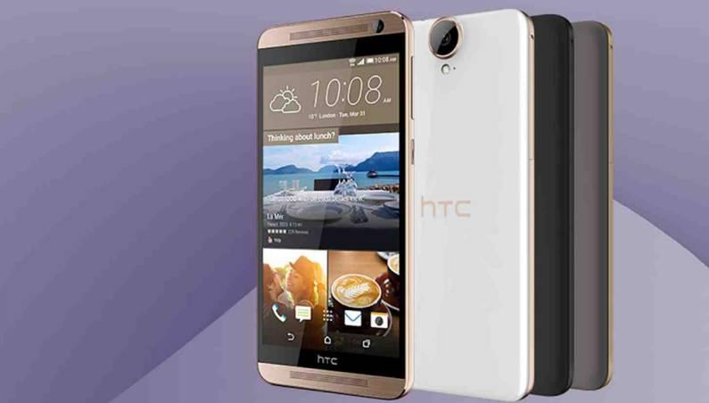 HTC One E9 Plus Release Date