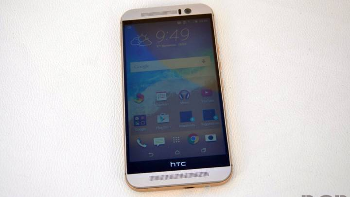 HTC One M9 Hands On