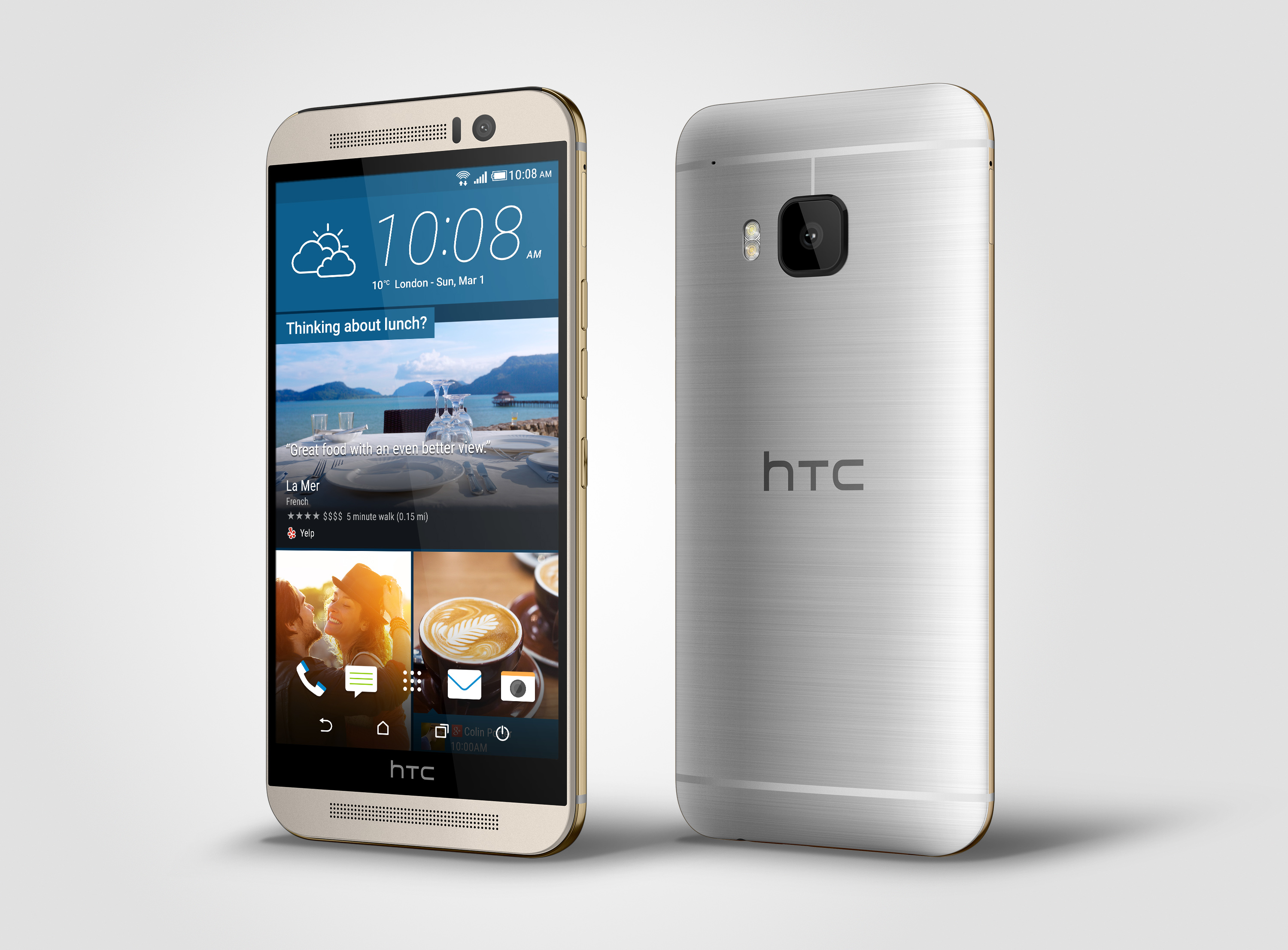 ... leak may have just revealed HTC One M9's price and release date