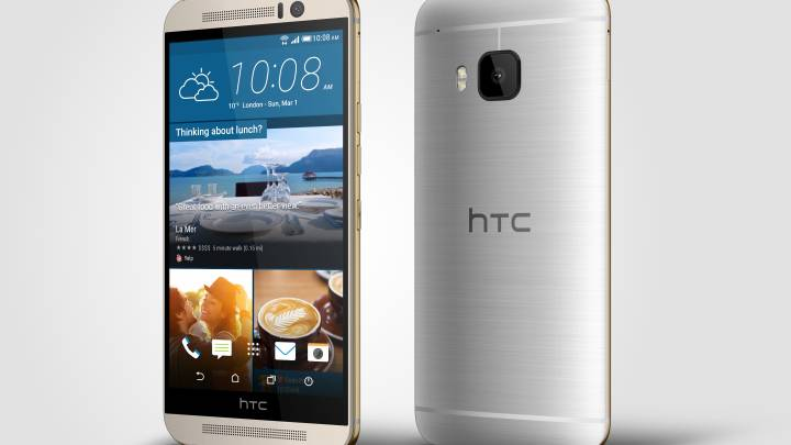 HTC One M9 Plus Photos